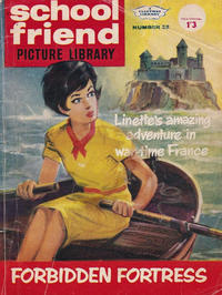 Cover Thumbnail for School Friend Picture Library (Amalgamated Press, 1962 series) #32