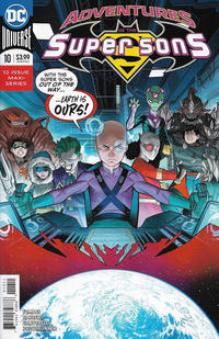 Cover Thumbnail for Adventures of the Super Sons (DC, 2018 series) #10