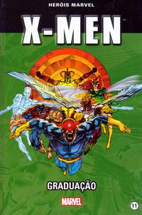 Cover Thumbnail for Marvel Série I (Levoir, 2012 series) #11 - X-Men - Graduação