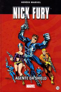 Cover Thumbnail for Marvel Série I (Levoir, 2012 series) #15 - Nick Fury - Agente da SHIELD