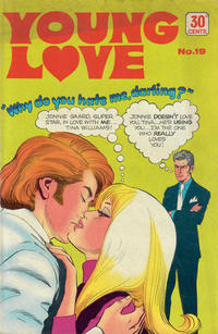 Cover Thumbnail for Young Love (K. G. Murray, 1970 series) #19