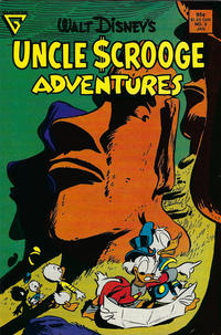Cover Thumbnail for Walt Disney's Uncle Scrooge Adventures (Gladstone, 1987 series) #3 [Direct]