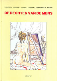 Cover Thumbnail for De rechten van de mens (Loempia, 1989 series)