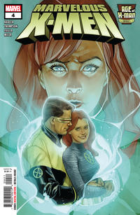 Cover Thumbnail for Age of X-Man: The Marvelous X-Men (Marvel, 2019 series) #4