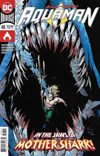 Cover Thumbnail for Aquaman (DC, 2016 series) #48 [Robson Rocha & Daniel Henriques Cover]
