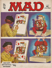 Cover Thumbnail for Mad (Thorpe & Porter, 1959 series) #213
