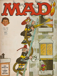 Cover Thumbnail for Mad (Thorpe & Porter, 1959 series) #225