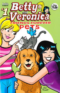 Cover Thumbnail for B&V Friends Forever [Betty and Veronica Friends Forever] (Archie, 2018 series) #5