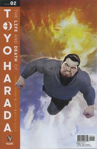 Cover Thumbnail for The Life and Death of Toyo Harada (Valiant Entertainment, 2019 series) #2 [Cover B - Ariel Olivetti]