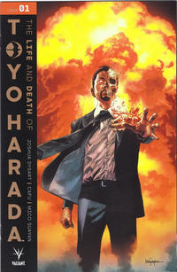Cover Thumbnail for The Life and Death of Toyo Harada (Valiant Entertainment, 2019 series) #1 [Gold Logo]