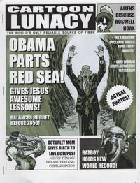 Cover Thumbnail for Cartoon Loonacy (Bruce Chrislip, 1990 ? series) #98
