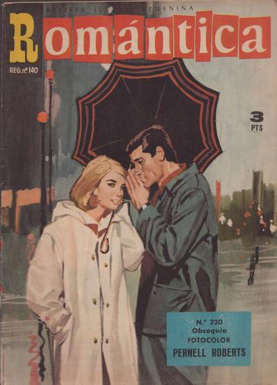 Cover for Romantica (Ibero Mundial de ediciones, 1961 series) #220