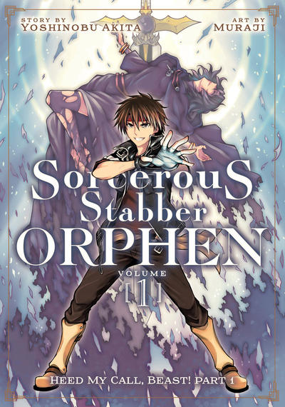 Cover for Sorcerous Stabber Orphen Heed My Call, Beast! (Seven Seas Entertainment, 2019 series) #1 - Part 1