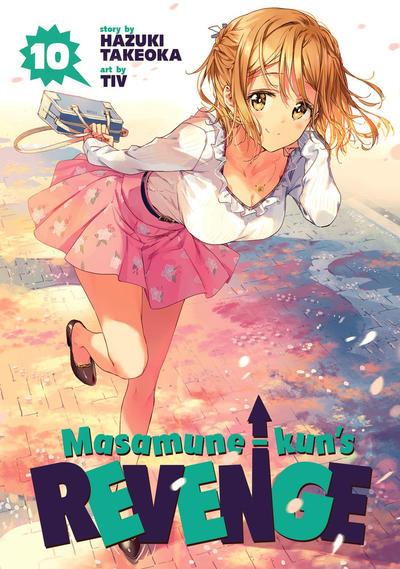 Cover for Masamune-kun's Revenge (Seven Seas Entertainment, 2016 series) #10