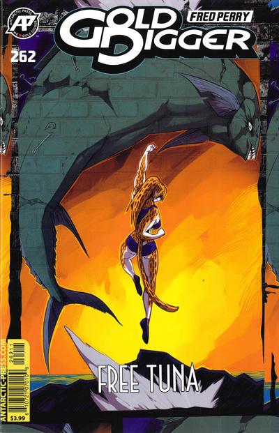 Cover for Gold Digger (Antarctic Press, 1999 series) #262