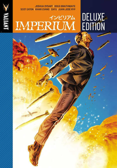 Cover for Imperium Deluxe Edition (Valiant Entertainment, 2019 series) #1
