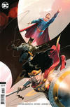 Cover for Justice League (DC, 2018 series) #24 [Jerome Opeña Variant Cover]