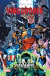 Cover for Universo Marvel (Levoir, 2014 series) #10