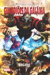 Cover for Universo Marvel (Levoir, 2014 series) #4 - Guardiões da Galáxia: Legado
