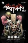 Cover for Batman 80 (Levoir, 2019 series) #1 - Batman: Jogo Final
