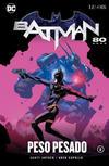 Cover for Batman 80 (Levoir, 2019 series) #2 - Batman: Peso Pesado