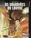 Cover for Novela Gráfica IV (Levoir, 2018 series) #1 - Os Guardiões do Louvre