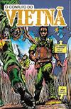 Cover for O Conflito do Vietnã (Editora Abril, 1988 series) #18