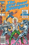 Cover Thumbnail for West Coast Avengers (1985 series) #7 [Canadian]
