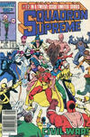 Cover for Squadron Supreme (Marvel, 1985 series) #12 [Canadian]