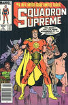 Cover for Squadron Supreme (Marvel, 1985 series) #6 [Canadian]
