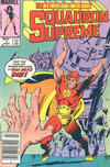 Cover for Squadron Supreme (Marvel, 1985 series) #7 [Canadian]