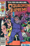 Cover for Squadron Supreme (Marvel, 1985 series) #9 [Canadian]