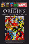 Cover for Die offizielle Marvel-Comic-Sammlung (Hachette [DE], 2013 series) #18 - Marvel Origins: Die Siebzigerjahre