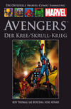 Cover for Die offizielle Marvel-Comic-Sammlung (Hachette [DE], 2013 series) #20 - Avengers: Der Kree/Skrull-Krieg