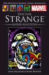 Cover for Die offizielle Marvel-Comic-Sammlung (Hachette [DE], 2013 series) #26 - Doctor Strange: Andere Realitäten
