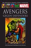 Cover for Die offizielle Marvel-Comic-Sammlung (Hachette [DE], 2013 series) #27 - Avengers gegen Defenders