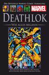 Cover for Die offizielle Marvel-Comic-Sammlung (Hachette [DE], 2013 series) #31 - XXXI Deathlok: Wie alles begann
