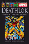 Cover for Die offizielle Marvel-Comic-Sammlung (Hachette [DE], 2013 series) #31 - Deathlok: Wie alles begann