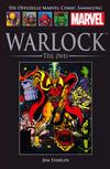 Cover for Die offizielle Marvel-Comic-Sammlung (Hachette [DE], 2013 series) #33 - Warlock, Teil Zwei