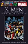 Cover for Die offizielle Marvel-Comic-Sammlung (Hachette [DE], 2013 series) #34 - X-Men: Second Genesis