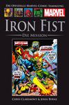 Cover for Die offizielle Marvel-Comic-Sammlung (Hachette [DE], 2013 series) #35 - Iron Fist: Die Mission