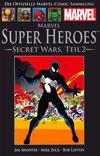 Cover for Die offizielle Marvel-Comic-Sammlung (Hachette [DE], 2013 series) #6 - Super Heroes: Secret Wars, Teil 2