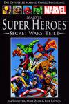Cover for Die offizielle Marvel-Comic-Sammlung (Hachette [DE], 2013 series) #5 - Super Heroes: Secret Wars, Teil 1