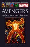 Cover for Die offizielle Marvel-Comic-Sammlung (Hachette [DE], 2013 series) #39 - Avengers: Die Korvac-Saga