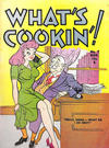 Cover for What's Cookin'! (Hardie-Kelly, 1942 series) #7