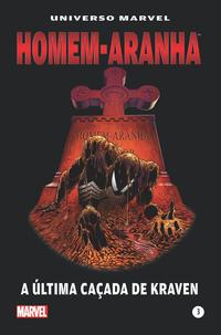 Cover Thumbnail for Universo Marvel (Levoir, 2014 series) #3 - Homem Aranha: A Última Caçada de Kraven