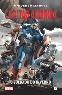 Cover Thumbnail for Universo Marvel (Levoir, 2014 series) #1 - Capitão América: O Soldado do Inverno - Parte 1