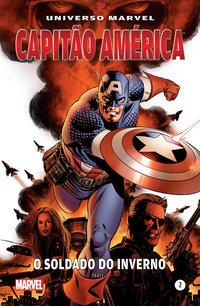 Cover Thumbnail for Universo Marvel (Levoir, 2014 series) #2 - Capitão América: O Soldado de Inverno - Parte 2