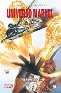 Cover Thumbnail for Universo Marvel (Levoir, 2014 series) #7 - Marvels