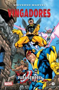 Cover Thumbnail for Universo Marvel (Levoir, 2014 series) #11 - Vingadores: Para Sempre - Parte 2